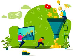 funnel marketing video