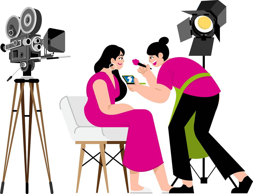 Behind the scenes video laten maken